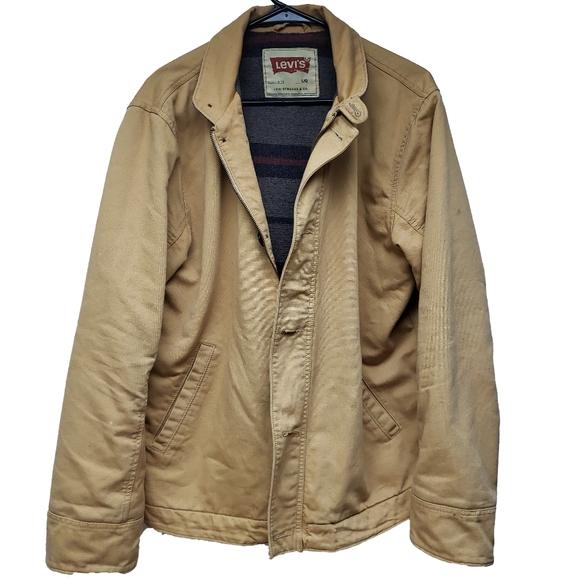 Vintage Levi's Workers Coat